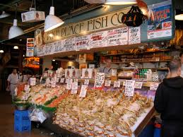 Pike Place Fish Market - Simple English ...