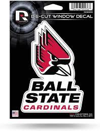 Fresno State Bulldogs 4x4 Perfect Cut Decal Sticker Car Truck Auto Fast Ship Sports Mem Cards Fan Shop College Ncaa Romeinformation It