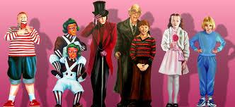 Willy Wonkas Chocolate Factory Theme ...