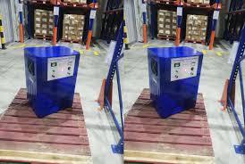 Máy khử mùi công nghiệp DK20 - Xử lý mùi nhà xưởng chứa mì tôm