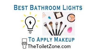 7 best bathroom light bulbs for makeup