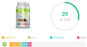 vega one nutritional all in one shake