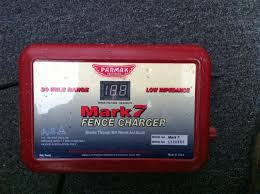 Parmak Electric Fence Charger Mark 7 Low Impedance 30 Mile Range Fence Charger Electric Fence Fence