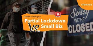 COVID-19 Malaysia: Partial Lockdown vs ...