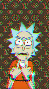 rick and morty iphone wallpapers top