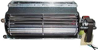 fireplace blower replacement fan gas