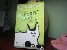 Xuka - Blog: Có hai con mèo ngồi bên cửa sổ