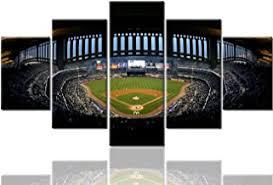 Amazon Com Yankees Wall Decor