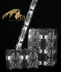 fantasy gift wrap dragon moon gift
