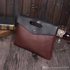 pu leather clutch purse