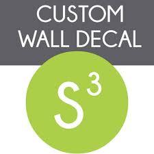 Custom Wall Decal For Hannah On Etsy Etsy