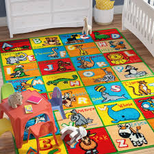 Zoomie Kids Angelique Tufted Red Blue Green Area Rug Reviews Wayfair