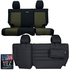2007 2010 jeep wrangler jk seat covers