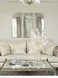 living room mirrors above couch decor