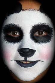 cute simple panda makeup saubhaya makeup