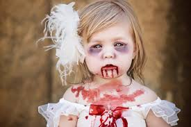 these child zombie photos are the stuff