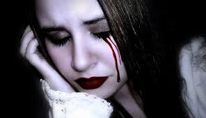 بالصور تعبير يبكي بدل الدموع دم يتحول لحقيقة