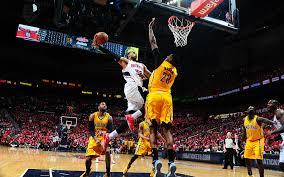 nba structure arena slam dunk