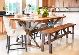 diy farmhouse table experience