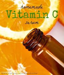 homemade vitamin c serum primally