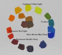 david lussier gallery color palette