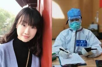 Perawat di China Minta Carikan Jodoh Usai Virus Corona Berakhir, Ada yang Berminat?