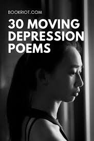 depression poems that are raw real and powerful book riot