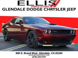 2019 Dodge Challenger R T In Glendale Ca Los Angeles Dodge Challenger Glendale Dodge Chrysler Jeep