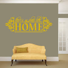 Shop No Place Like Home Wall Decal 60 Wide X 20 Tall Overstock 12852132