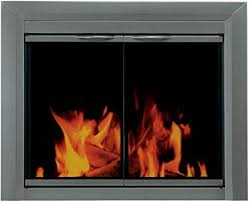 cb 3302 colby fireplace glass door