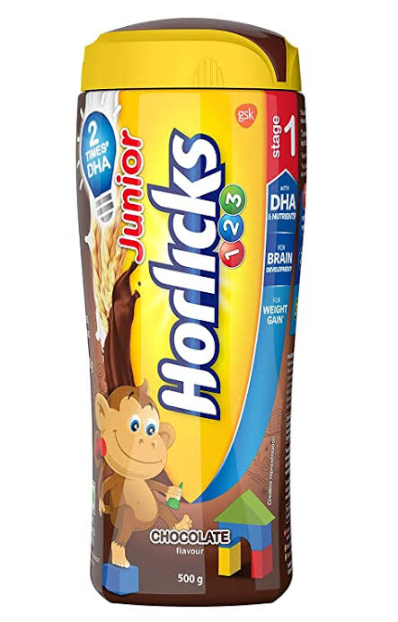 Horlicks junior