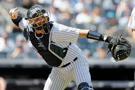 Austin Romine Wins Heart & Hustle Award After Gary Sanchez Is ...