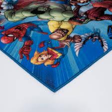 Marvel Hd Hero Rug 54 X78 Walmart Com Walmart Com