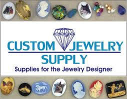 jewelry making supplies cameos