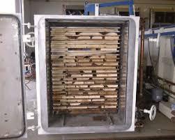 vacuum lumber drying kilns