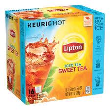 refresh k cup pack lipton