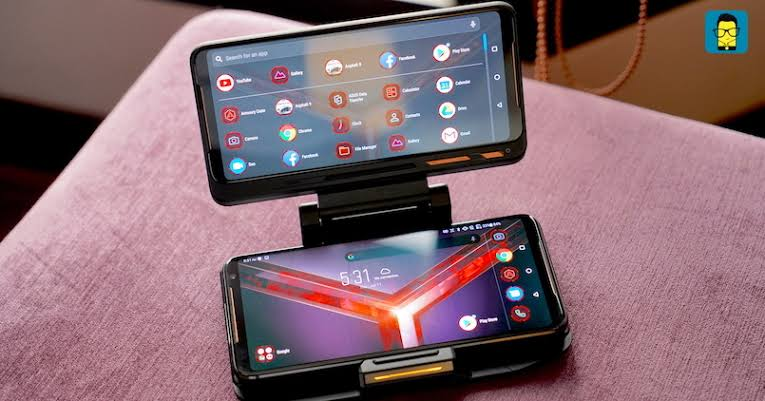 Image result for front camera quality of rog phone
