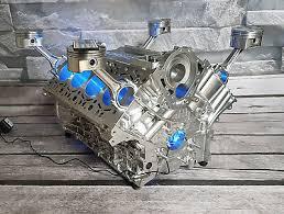porsche cayenne 4 5l v8 engine block