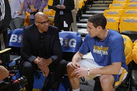 Ex-Laker Mychal Thompson has parental interest in Clippers' series - Los  Angeles Times