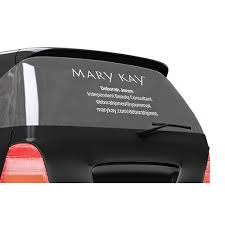 Vinyl Letter Mary Kay Car Decal Mkconnections
