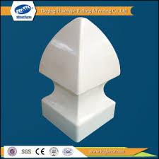 Gothic Cap China Pvc Plastic Gothic Fencing Cap Manufacturer Supplier Fob Price Is Usd 6 38 15 68 Set