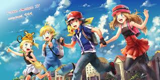 Moving Forward, Pokémon XY : pokemon