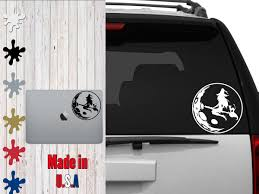 Moon Which Decal Choose Your Size Car Decal Laptop Decal By Veiledtrove On Etsy Horror Scary Fright Trickortre Laptop Decal Phone Decals Tumbler Decal