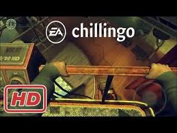 chillingo games for android ios