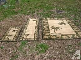 3 set area rugs persian oasis