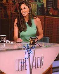 """Abby Huntsman""""The View"""" AUTOGRAPH Signed 8x10 Photo B at Amazon's  Entertainment Collectibles Store"""
