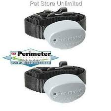 2 Pack Invisible Fence Compatible R21 R22 And R51 Dog Collar Battery Free Ship