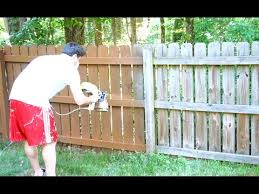 Flexio 590 Review Wagner Paint Sprayer Diy Fence Painting Exterior Youtube