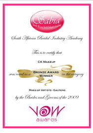 makeup artist courses in south africa