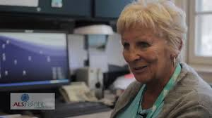 Myrna Moore and the ALS Clinic | Qualicare